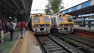 Mumbai Local Train Kalyan Station Cinematic Videos Mumbai Max.