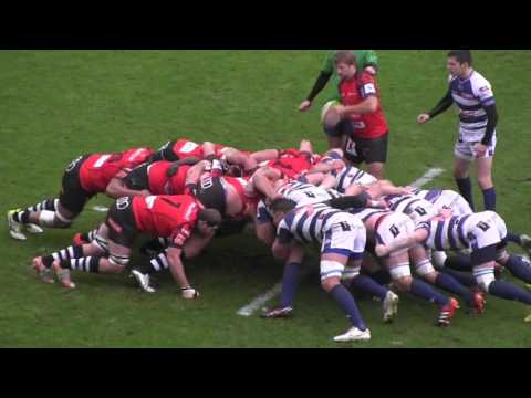 Richard Bolt rugby highlights 2015/16