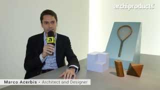 DESALTO | Marco Acerbis | Archiproducts Design Selection - Salone del Mobile Milano 2015