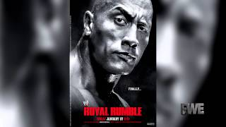 "WWE Royal Rumble 2013 Official Theme song - ""Champion"" by Clement Marfo & The Frontline"