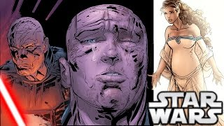 How Darth Vader Was Visited By Padme's Ghost - Star Wars Explained