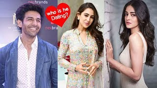 Kartik Aryan Finally Says Who Is He Really Dating Sara Ali Khan Or Ananya Panday On Valentines Day