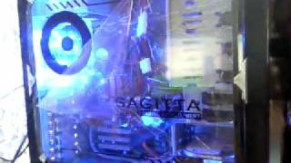 RAIDMAX SAGITTA BLACK & SILVER + DISCO LED BLUE.mp4
