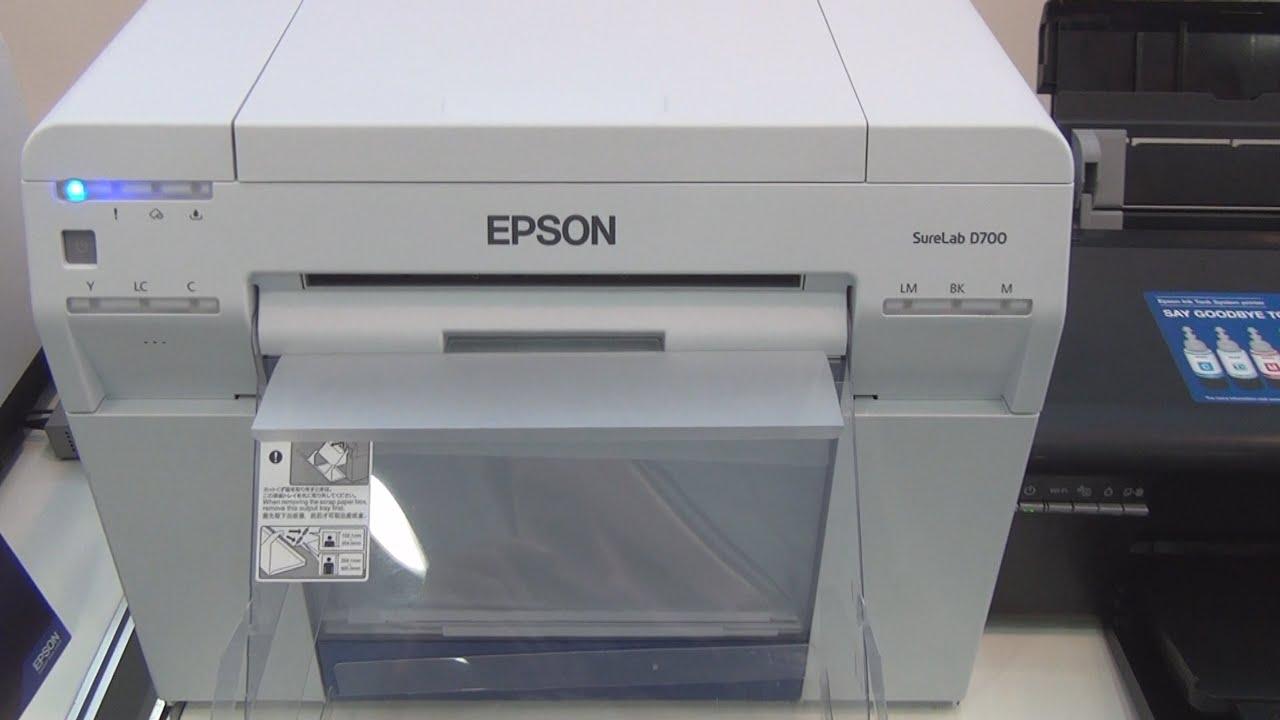 Epson Surelab D700 Commercial Photo Production Printer