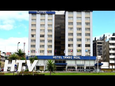 Hotel Tambo Real en Quito