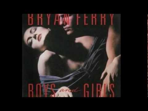 Bryan Ferry. Love Is The Drug.