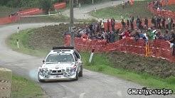 Crash Markku Alen: Lancia Delta S4 - Rallylegend 2015: Shakedown - GHrallyemotion
