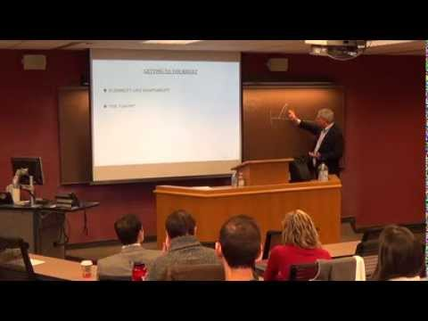 Business & Law Society Guest Speaker, Peter Tavlin