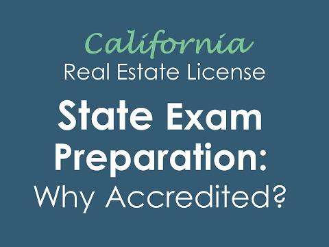 California Real Estate State Exam Preparation   Accredited Real Estate  Schools, Inc