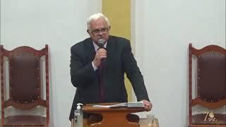 Aperfeiçoados pelo Sofrimento | Rev. Eloy H. Frossard [1IPJF]