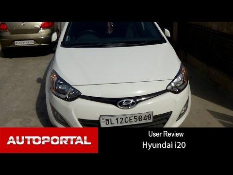 Hyundai i20 Sportz User Review - 'Amazing features' - Autoportal