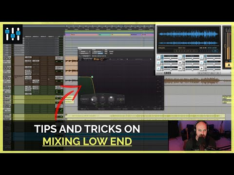 Mixing Low End with David Glenn