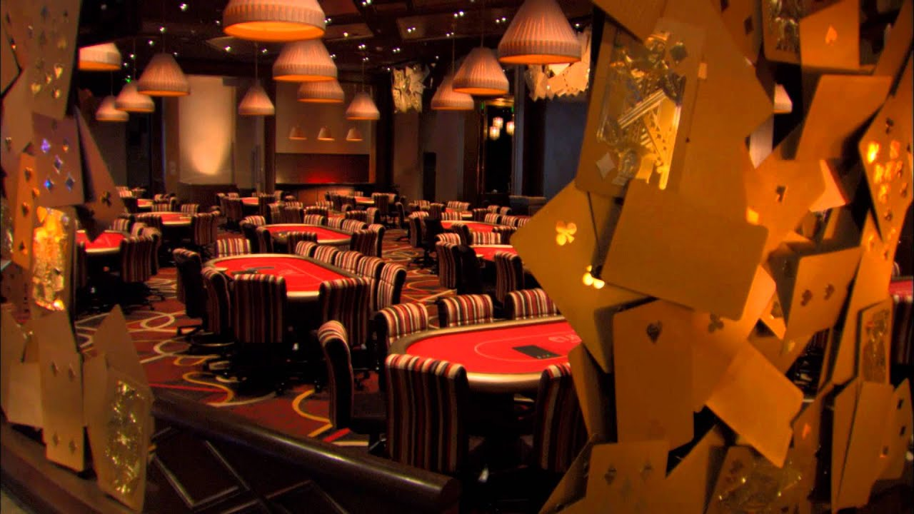 aria casino poker