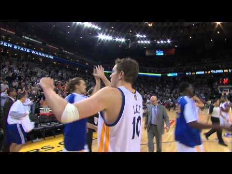 Warriors Weekly: David Lee Interview - 1/26/11