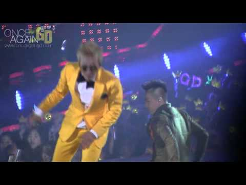 GD&TOP - High High 『BIGSHOW 2011』『OnceAgainGD ver.』