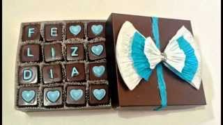 Chocolate para el Dia del Padre en Lima Chocotejas Trufas Bombones Telf: 991.074.765