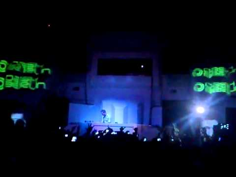 Final Conciero Dash Berlin Guatemala 2012