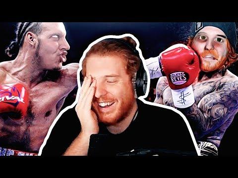 Unge REAGIERT auf Boxkampf gegen Unge!   #ungeklickt