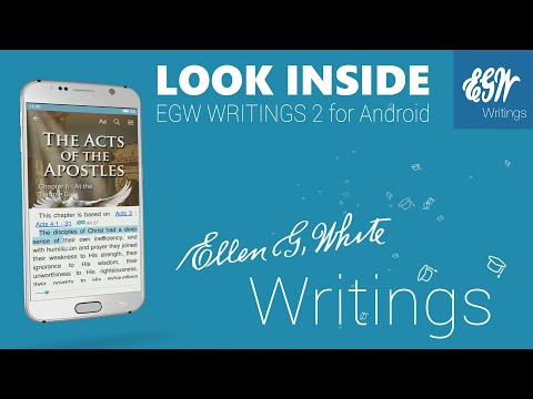EGW Writings 2 - Apps on Google Play