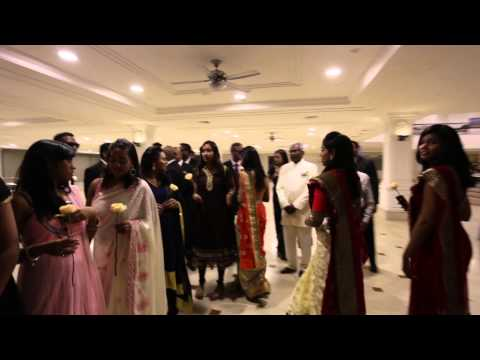 Rubini and Satish - Singapore Reception Video Highlights