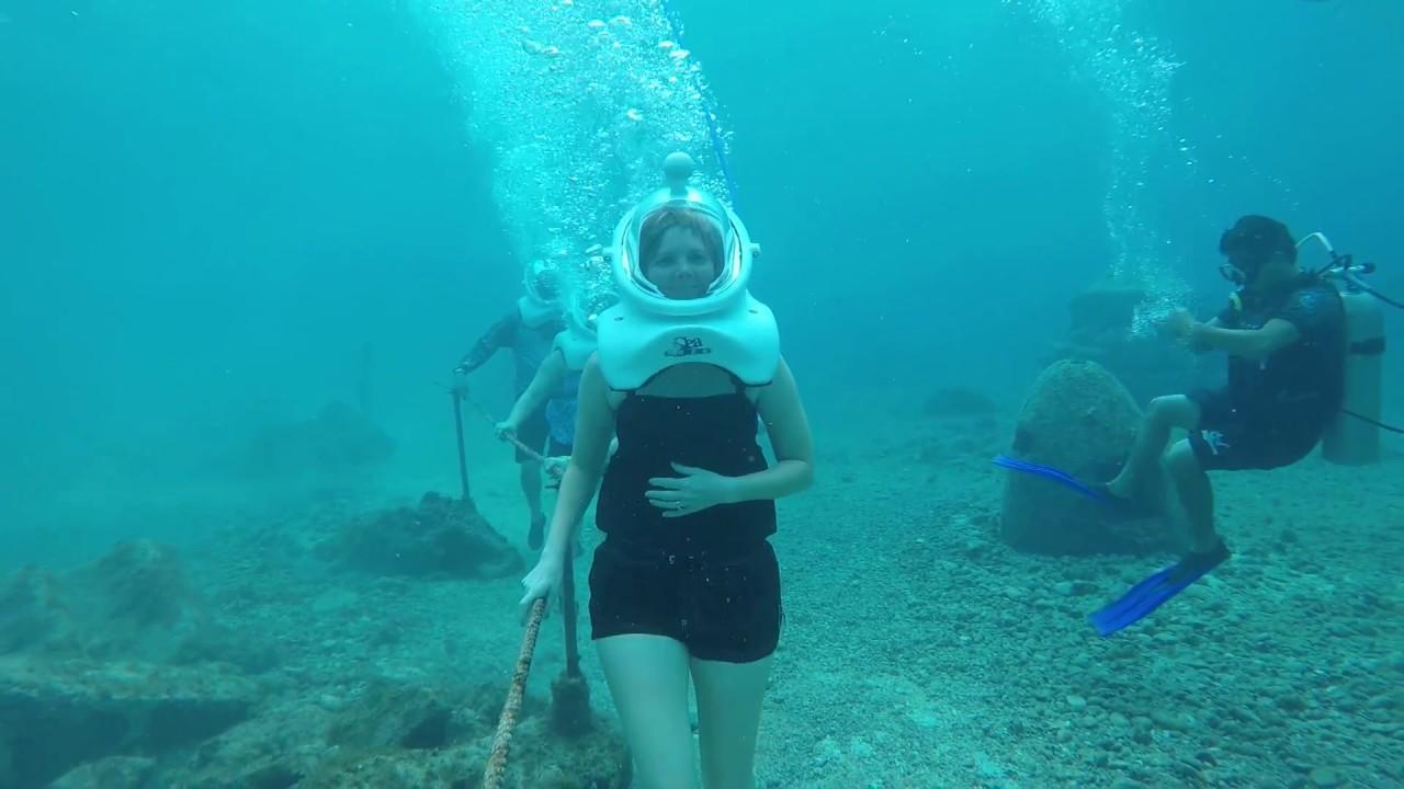 Cozumel Helmet Dive Excursion
