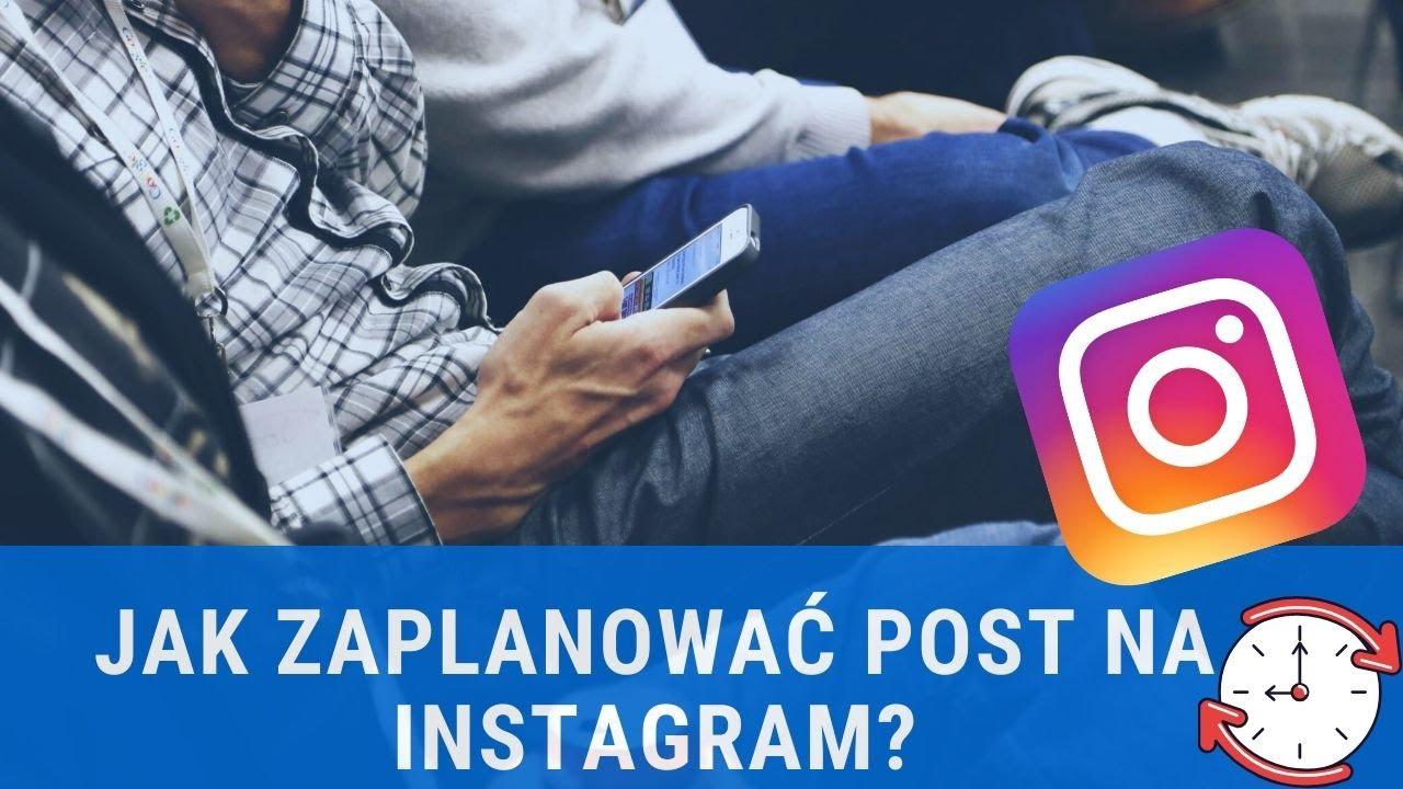 Darmowa metoda publikacji na Instagram. Zaplanuj i publikuj w wybranym czasie