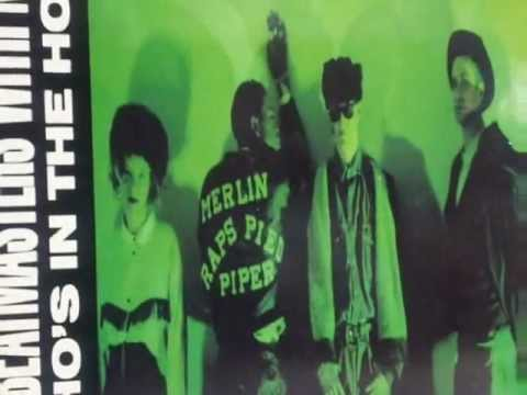 "THE BEATMASTERS with MERLIN. ""Who's in the House"" (the hip house anthem).1989. vinyl 12""."
