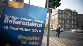 Scottish Independence Polls Suggest Vote Is Too Close to Call