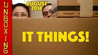UNBOXING! Pop in a Box August 2018 (12 Pops) - IT THINGS! - #Funko #PopFigures