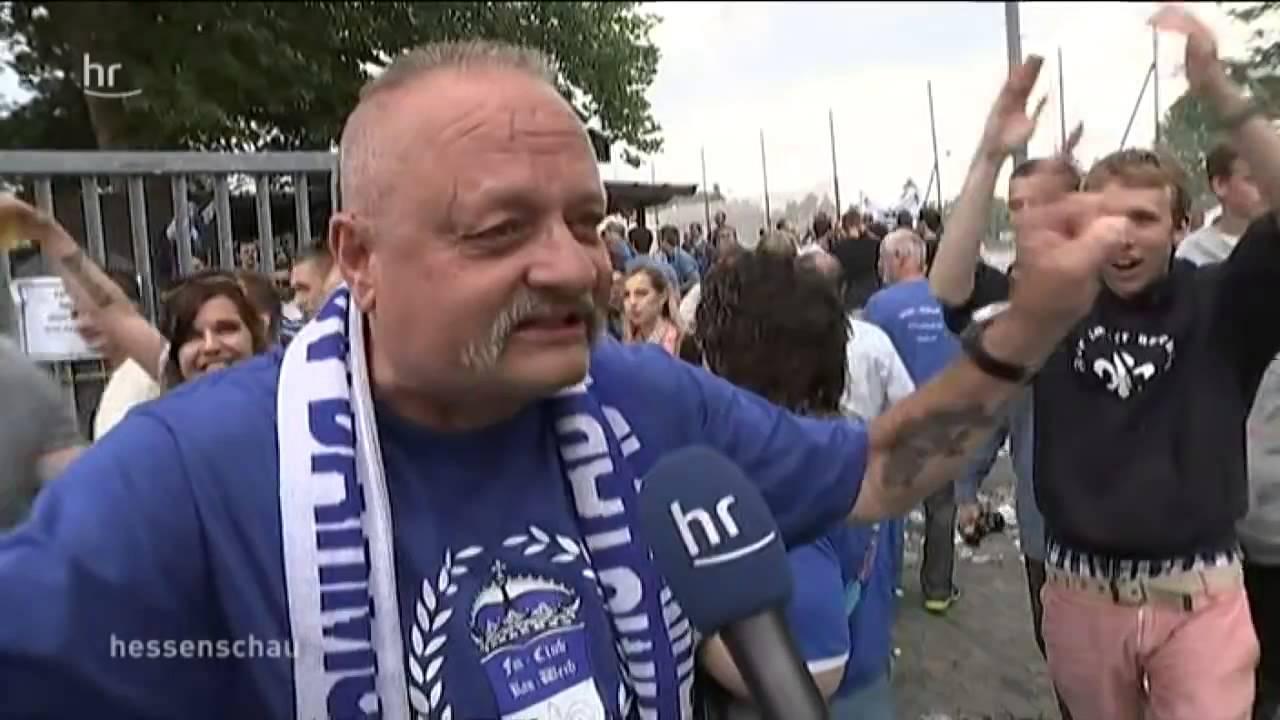 Darmstadt 98 steigt in die Bundesliga auf - Partystimmung in der ...