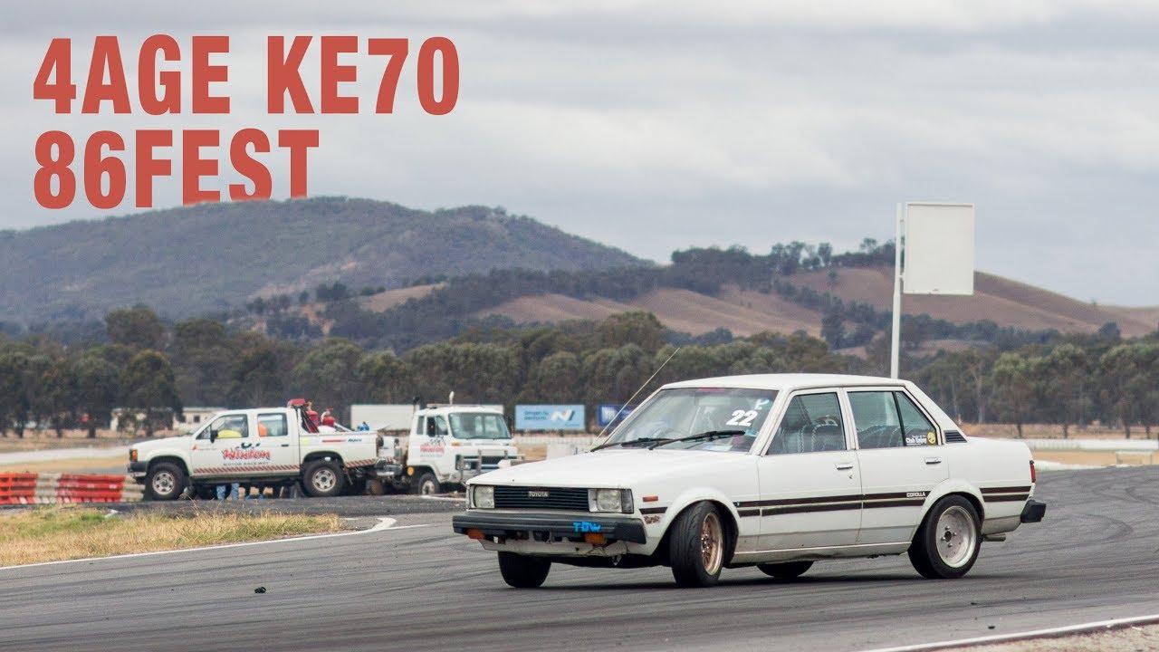 The Little Ke70 That Could Ft Runningfree86 86Fest 2018