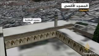 معالم المسجد الأقصى المبارك