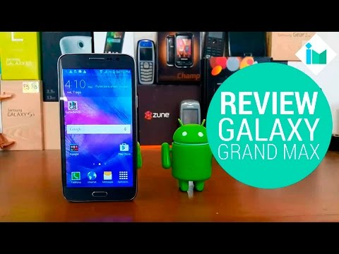 Samsung Galaxy Grand Max - Review