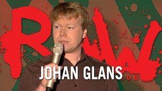 Konsten att jävlas med folk -  Johan Glans | RAW COMEDY