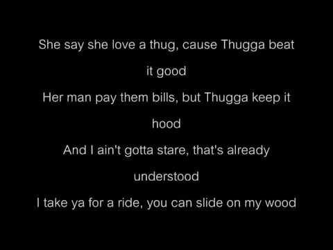 Slim Thug - Thug [Lyrics]