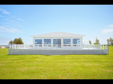 (SOLD) The Hebrides New London Prince Edward Island Waterfront Cottage for sale 76 Skye