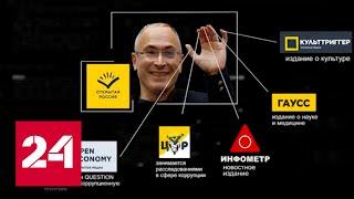 Бархат. Авторская программа Аркадия Мамонтова - Россия 24