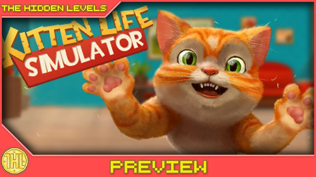 Kitten Life Simulator - Bread Head (Steam/PC)
