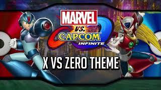 X vs Zero   Marvel vs Capcom Infinite OST