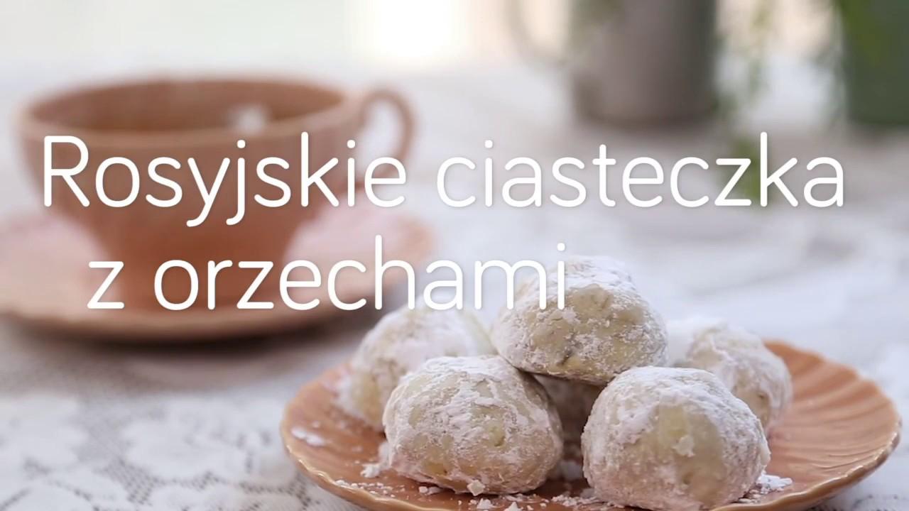 Rosyjskie ciasteczka z orzechami – Allrecipes.pl