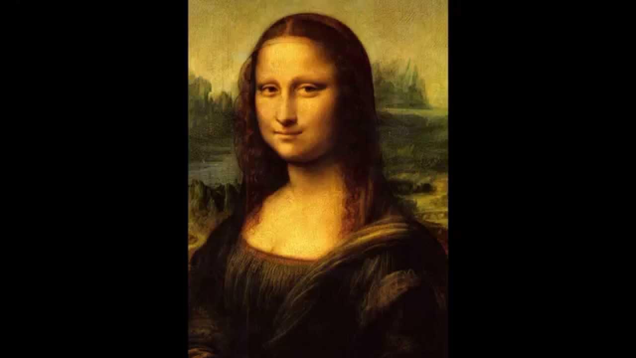 Mona lisa di leonardo da vinci louvre youtube for La gioconda di leonardo da vinci
