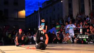 Jess & Marion VS Saym & Minzy // We Bgirlz BOTY France 2012 fi…