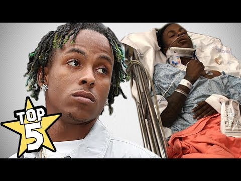 TOP 5 | RICH THE KID FACTS  ( Home Invasion, Tori Brixx & Lil Uzi Vert Beef)