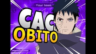 NTBSS: Master Character Training Pack - Obito Uchiha Xbox