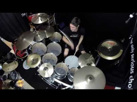 Heathens - Drums ONLY Cover - twenty one pilots...