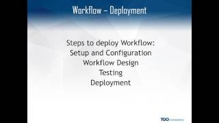 Working with Workflow in Microsoft Dynamics GP