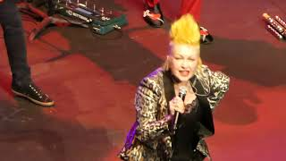 Download Cyndi Lauper & Kesha - Girls Just Want To Have Fun (The Novo, Los Angeles CA 12/10/19) Mp3 and Videos