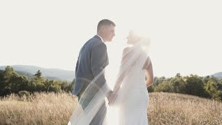 New Hampshire Wedding in the mountains at Owls Nest Resort - Emily & Chris