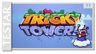 Testar Tricky Tower! (Swedish)