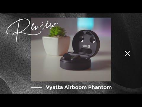 Review: Vyatta Airboom Phantom - TWS Paling Worth It Dikelasnya